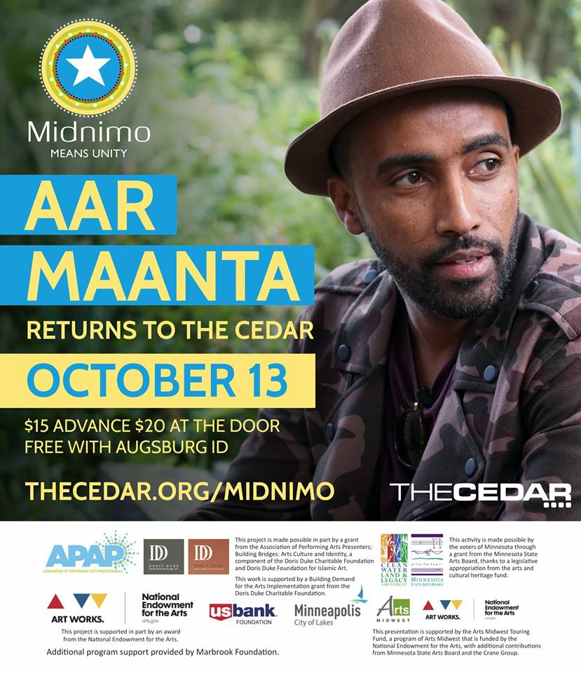 Diary of a somali singer october 2017 aar maanta greetings everyone especially my supporters in minnesota usa i am sorry that our tour had to be cancelled due to visa issues m4hsunfo